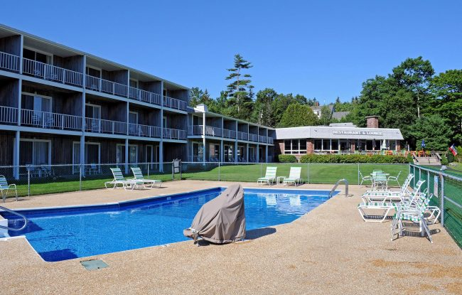 Kimball Terrace Inn, outdoor swimming pool